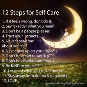 12 steps for..