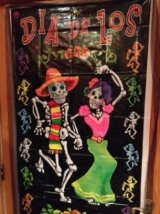 day of dead poster