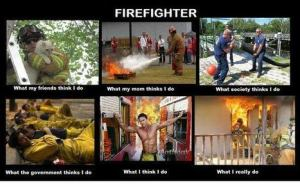 Some Things Firefighters Do