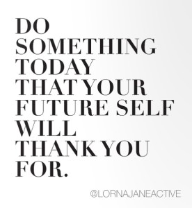 something today