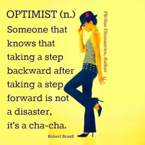 optimist cha cha